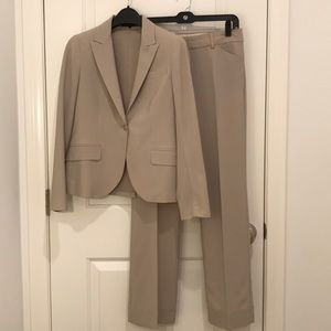 "Theory ""Tailor"" Fabric Gabe Jacket & Max C Pants"